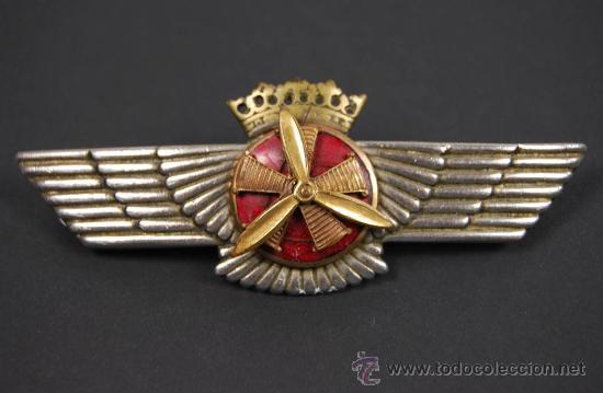 Rokiski de Suboficial Especialista (Mecánico Motorista de Avión) Época Franco
